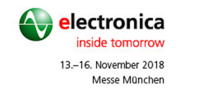 Electronica 2018 in München